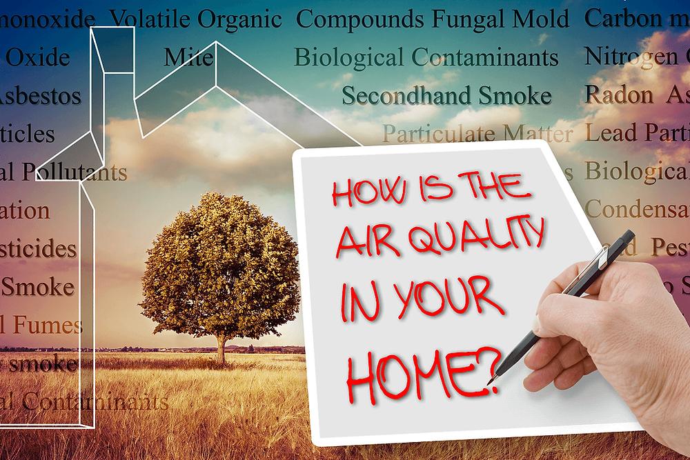 House volatile organic compounds