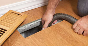 What Is A Real A/C Duct Cleaning Job?