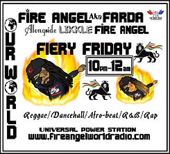 #FA AKA F&LFA 10pm -12am #FIERY#FRIDAY#2