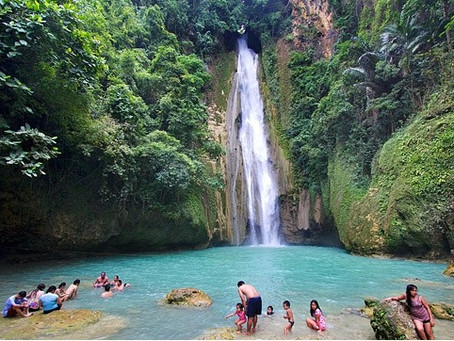 7 Waterfalls which worth to visit in Cebu