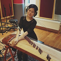Finally back in the studio with Xiaoyun