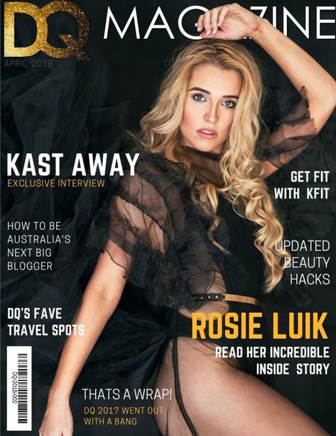 DQ Magazine - April 2018