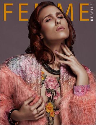 Femme Rebelle Magazine - April 2017