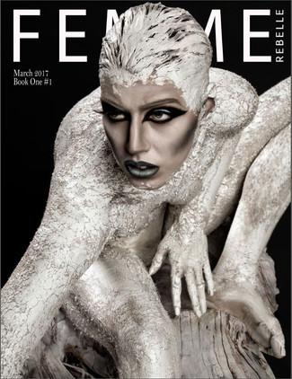 Femme Rebelle Magazine - March 2017