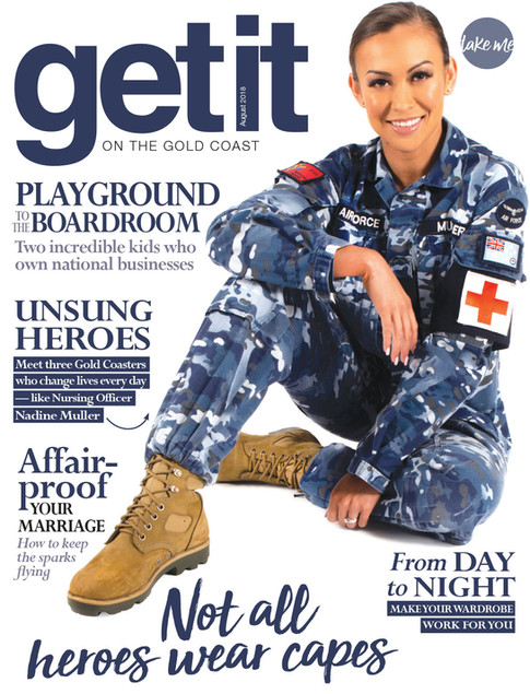 Get it Magazine - August 2018