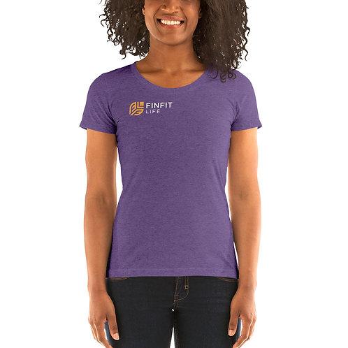 FinFit Life Ladies' short sleeve t-shirt