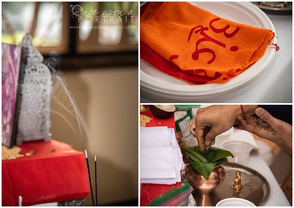 Hindu baby shower ceremony details