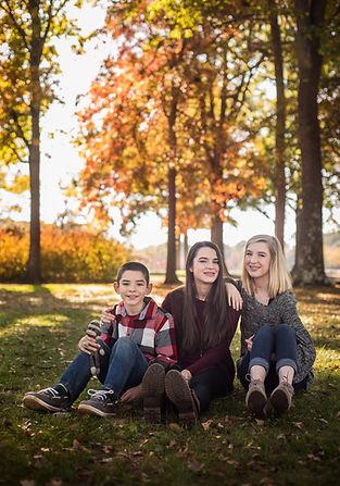 sibling kids portrait furman university greenville south carolina portrait photographer
