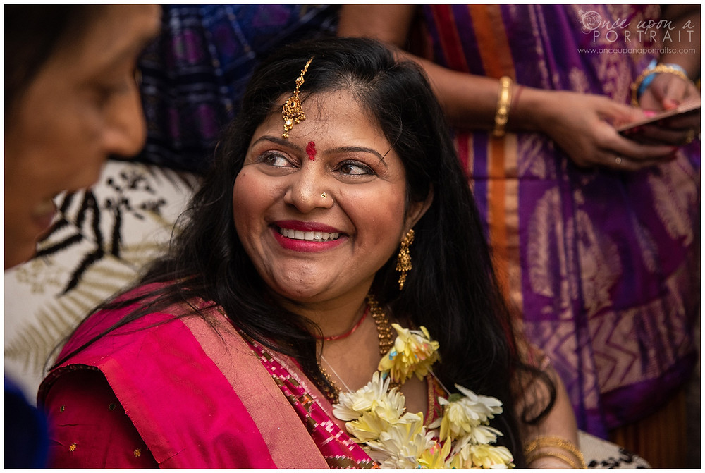 Dohale Jevan Godh Bharai baby shower saree party hindu blessing ceremony