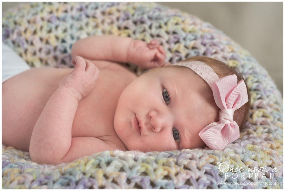 In-Home Newborn Session in Simpsonville | Simpsonville South Carolina