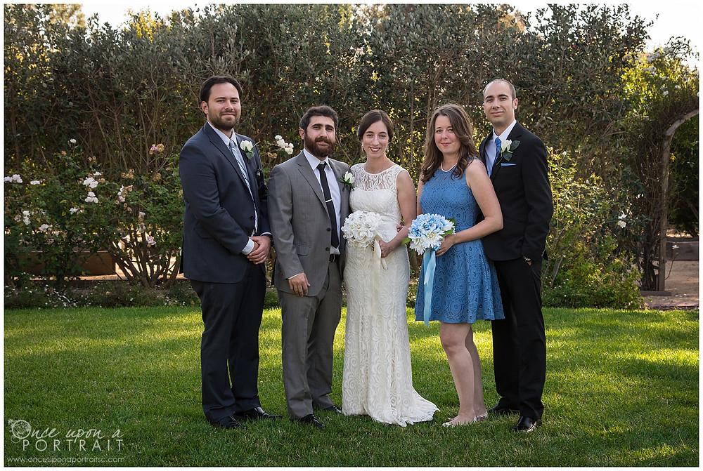 malibu wedding california beach los angeles portraits bridal party husband wife bride groom