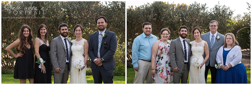malibu wedding california beach los angeles family portraits bride groom