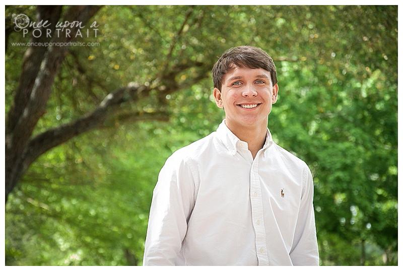 Furman University Senior Portraits in Greenville | Simpsonville South Carolina