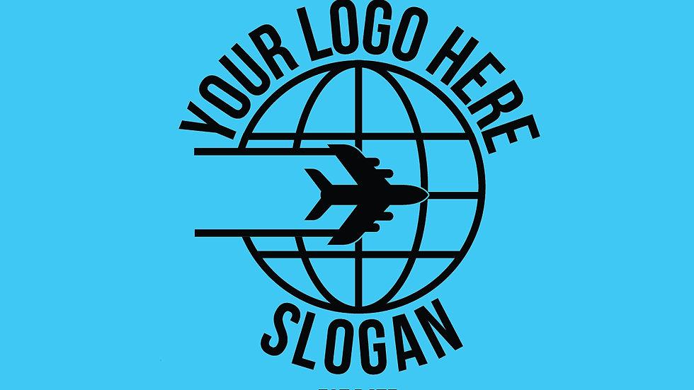 Modern Travel/Logistics Logo