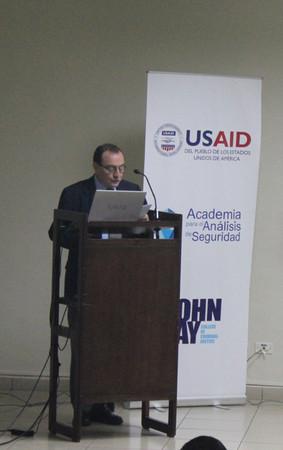 P. Andreu Oliva, (S.J.) from UCA