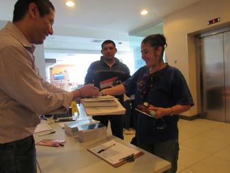 Desarrollando capacidades en materia de justicia y seguridad en Honduras, Guatemala y El Salvador