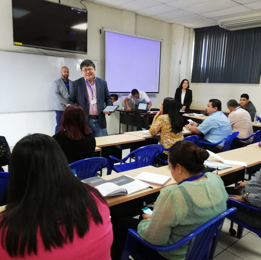 Dr. Hung-En Sung, John Jay College.