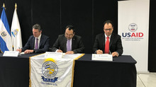 ANSP, USAID and John Jay College  sign agreement to promote crime prevention training