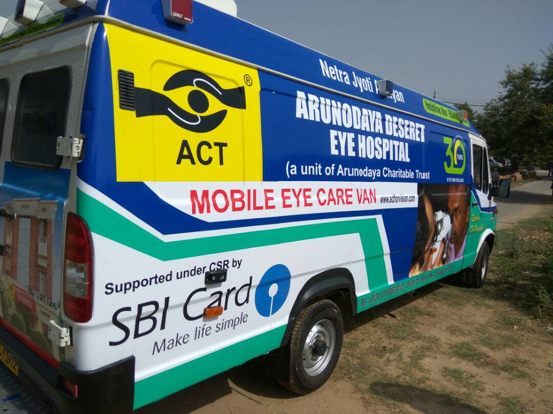 Mobile Eye Care Service ACT
