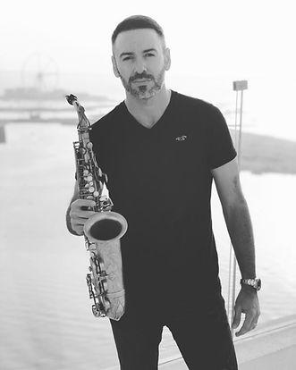 Paul Moutarde Saxophonist