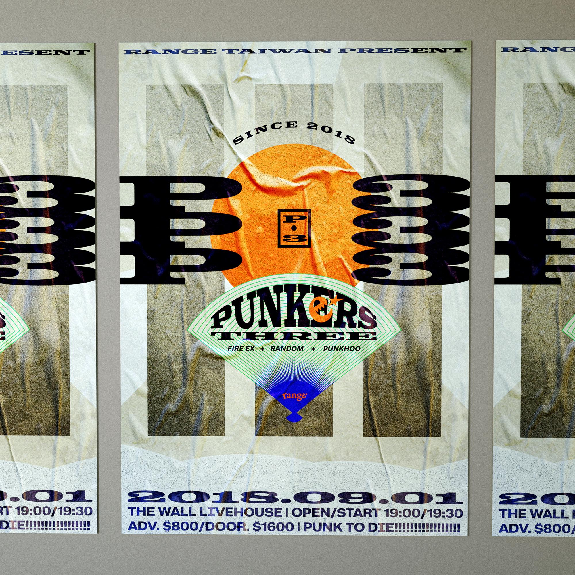 PUNKERS THREE