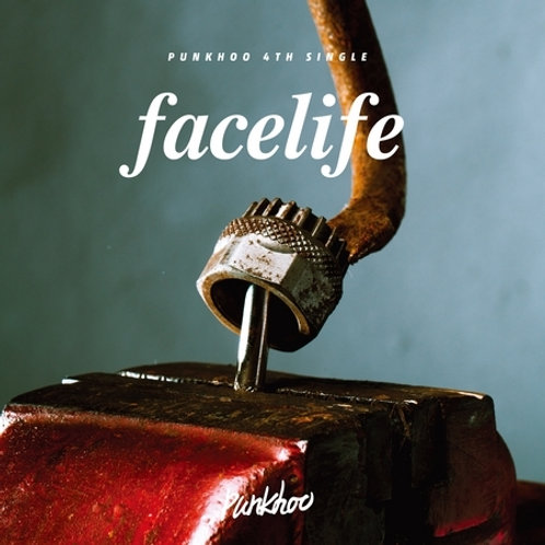 "胖虎 punkhoo ""facelife"" ( 單曲CD + Bonus DVD )"