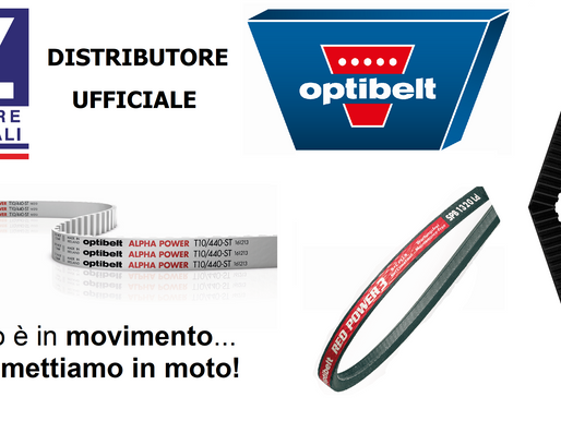 FIZ S.r.l. è distributore autorizzato Optibelt