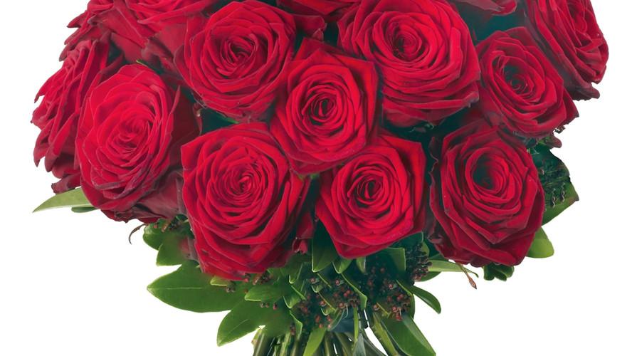 Autant de Fleurs_Bouquet de roses rouges