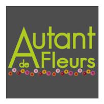 Autant de fleurs Aubagne Logo