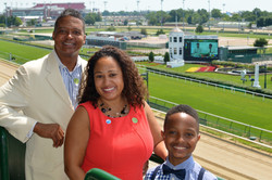 Dad's Day at the Downs