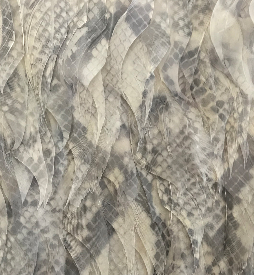 fabric-printed-goose-feathers