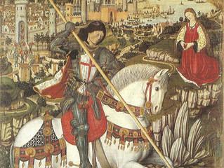 Feliç Diada de Sant Jordi! -Happy St. George's day-