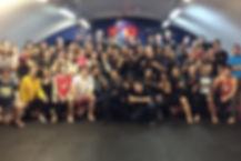 KO Combat Academy Family