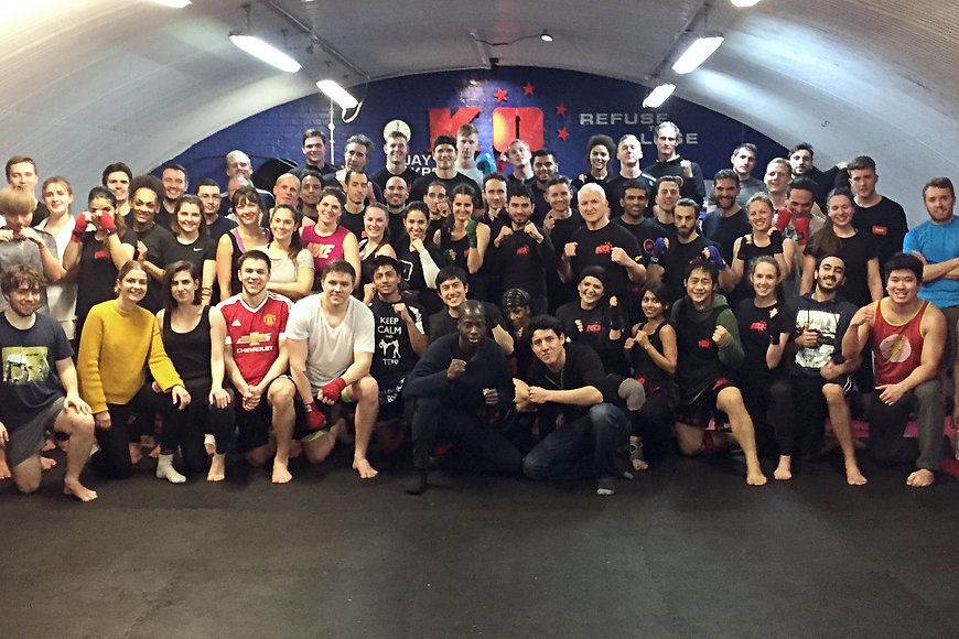 KO Gym | Combat Academy | Muay Thai | Kick Boxing | London
