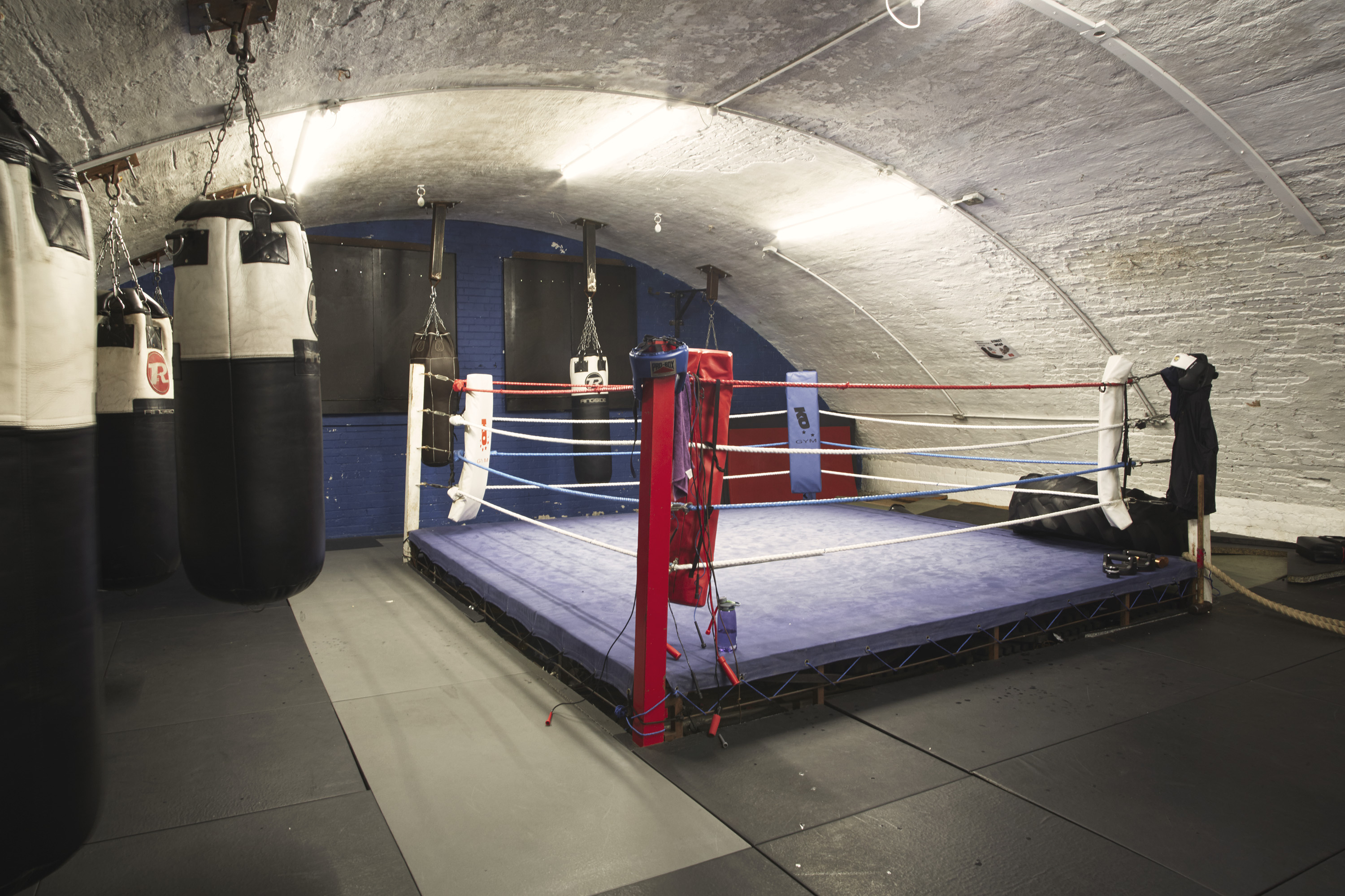Ko gym combat academy muay thai kick boxing london