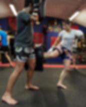 KO Combat Academy Genral Class