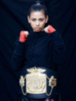 Ruqsana Begum, KO Boxing, Arches, Bethnal Green, London