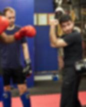 KO Combat Academy Intro