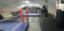 Interior, KO Boxing, Arches, Bethnal Green, London