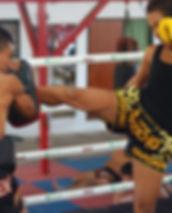 KO Combat Academy Personal Training