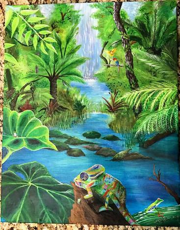 Evelyn's Rainforest