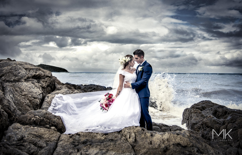 C&A Wedding
