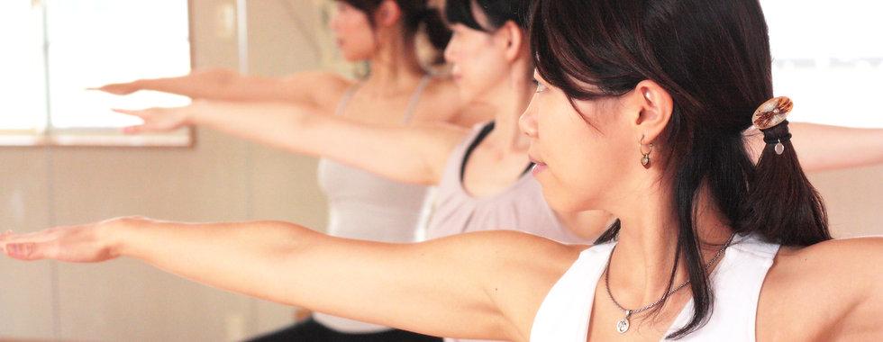 Leaf yogaの画像