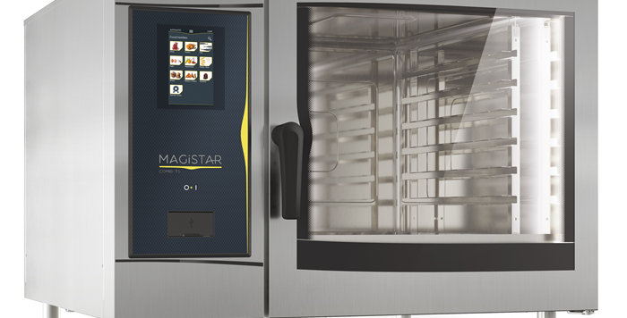 MAGISTAR COMBI TS ELECTRIC COMBI OVEN 6GN2/1 218721
