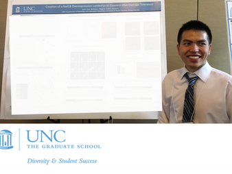 JASON GUO WINS PRIZE FOR BEST POSTER AT SUP SYMPOSIUM