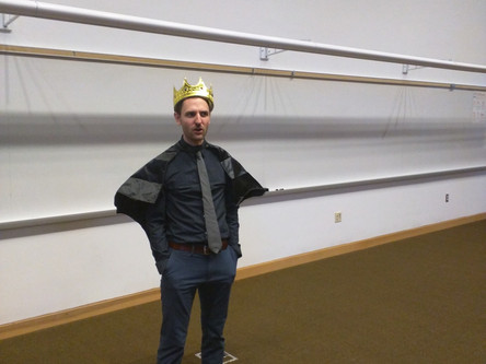 KEVIN BYRD SUCCESFULLY DEFENDED HIS PHD THESIS