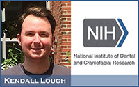 KENDALL LOUGH RECEIVES NRSA PREDOCTORAL FELLOWSHIP
