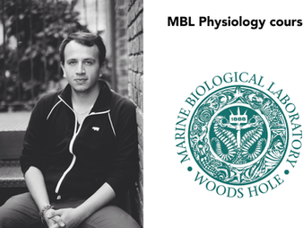 CARLOS PATINO DESCOVICH IS ACCEPTED TO THE MBL PHYSIOLOGY COURSE