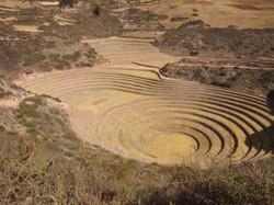 Moray   Cuzco   Peru Travel