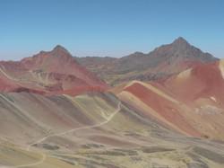 Rainbow Mountain   Cuzco   Peru Trav